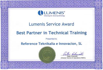 Teknikalia Diploma Lumenis