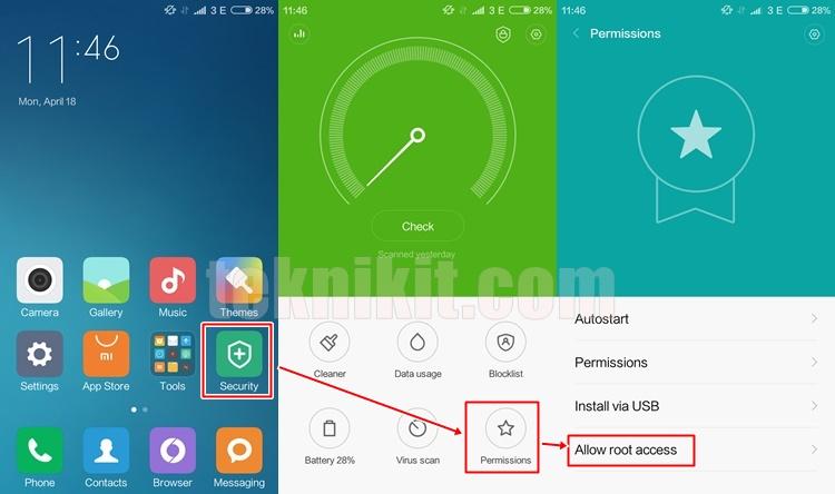 Cara Mengetahui Ponsel Xiaomi Sudah Unlock Bootloader