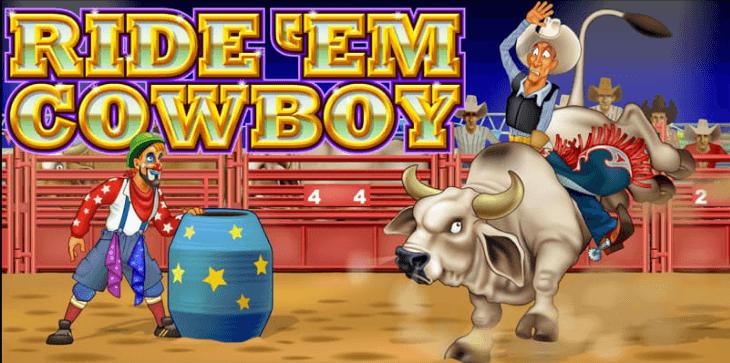 Ride Em Cowboy Slot