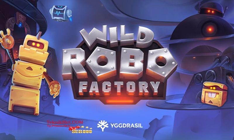 Wild-Robo-Factory slot