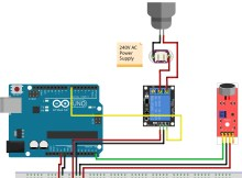 Cara Program Sensor Suara Arduino