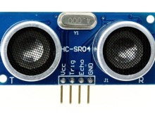 Cara Program Sensor Ultrasonic HC-SR04 Arduino