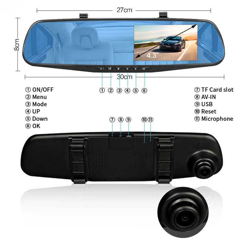 E-ACE HD 1080 P Araç Kamerası – (Dikiz Aynası)