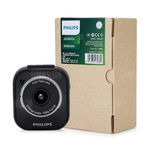 PHILIPS ADR610S 1080P