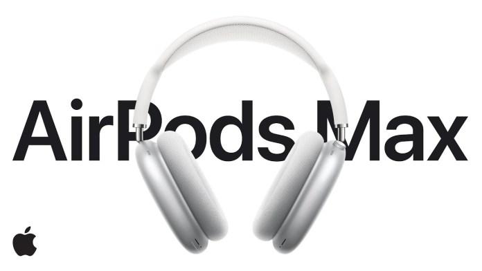 Apple'dan bir ilk: Kulak üstü AirPods Max tanıtıldı!