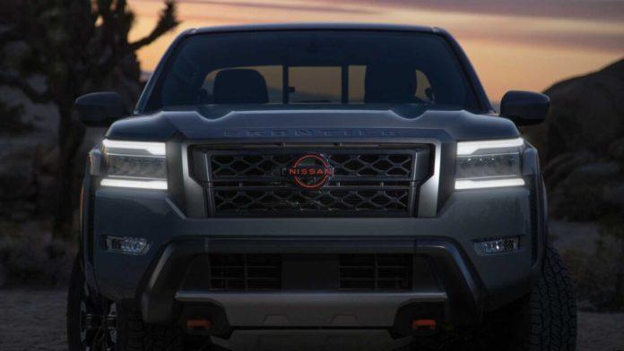 Nissan Tamamen Yenilenen 2021 Frontier'ı Tanıttı