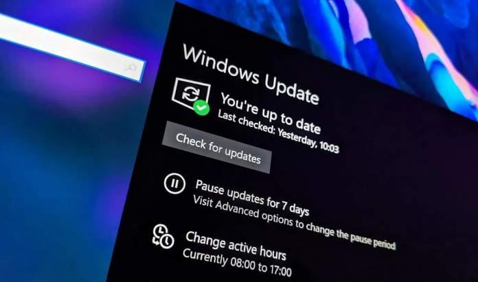 Windows 10 Mayıs