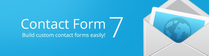 WordPress - Contact Form 7