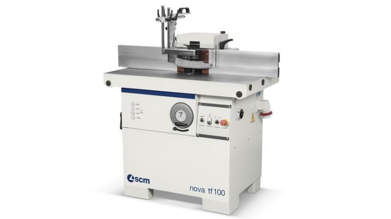 Фрезерный станок Nova TF 100, производство SCM Италия