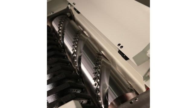 Ножевой вал фуговального станка L'invincibile F 7, производство SCM Италия