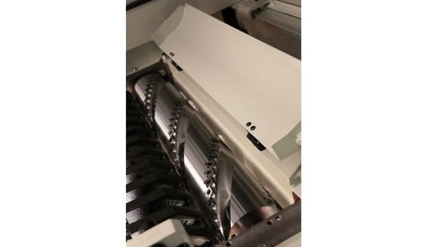 Фуговальный станок Class F 520, производство SCM Италия, ножевой вал