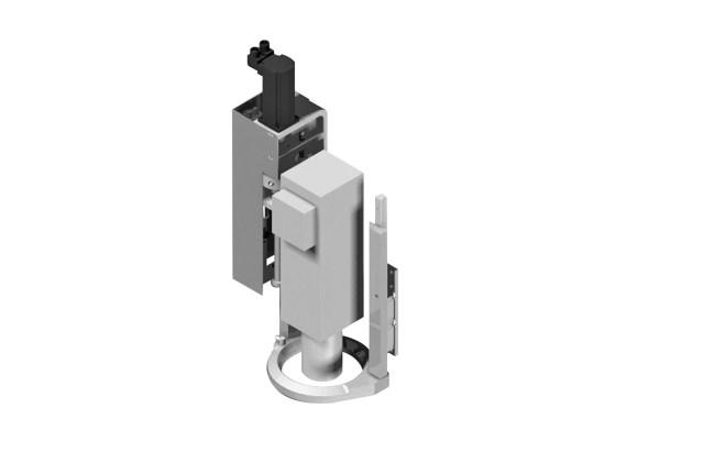 Электронное копировальное устройство Syncron для станка с ЧПУ ACCORD 30 FX, производство SCM Италия