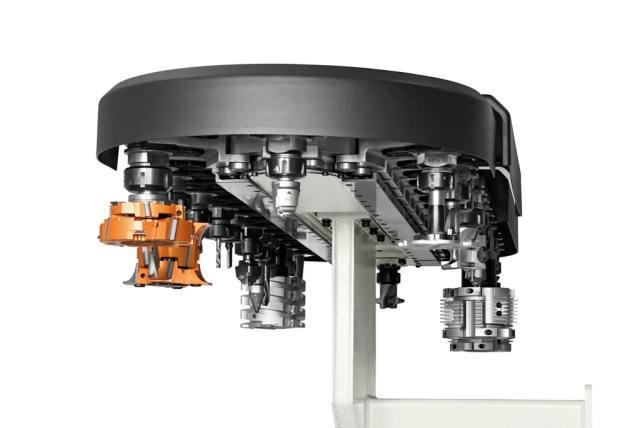 Обрабатывающий центр с ЧПУ Morbidelli M 100/200 F, производство SCM Италия
