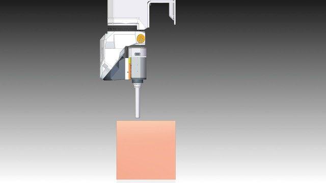 Фрезерование и сверление деталей высотой до 500 мм ACCORD 50 FX, производство SCM GROUP (Италия)