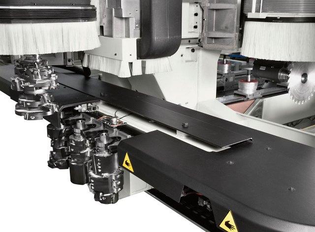 Инструментальный магазин TRC48 ACCORD 42 FX, производство SCM GROUP (Италия)