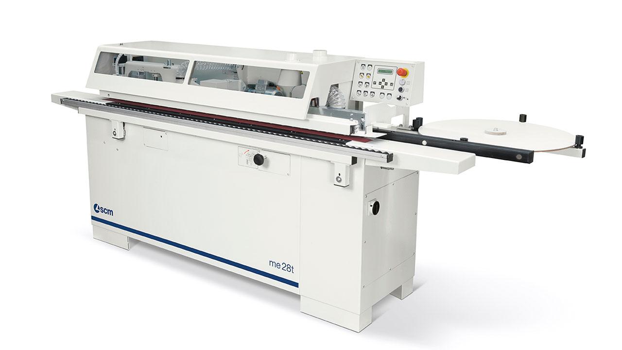 Кромкооблицовочный станок Minimax ME 28T SP, производство SCM (Италия)