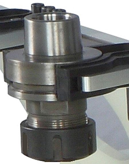 Магазин инструментов ER32 Morbidelli N100, производство SCM (Италия)