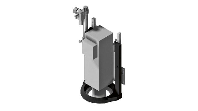Механический концентрический прижим Morbidelli M 600/800 F, производство SCM (Италия)