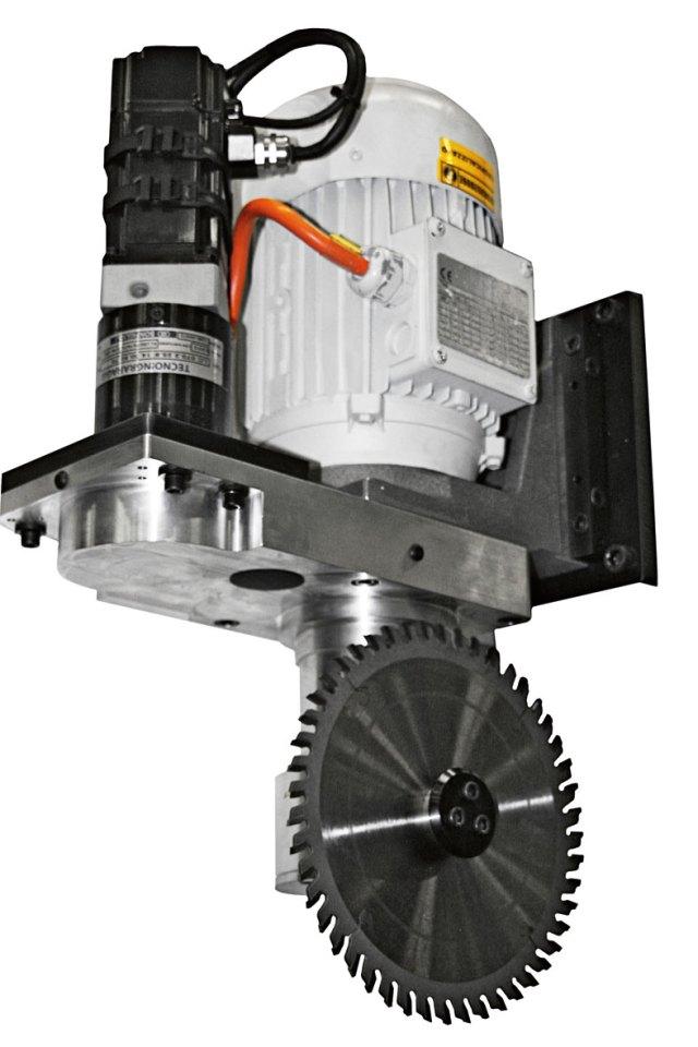 Пильный блок Morbidelli P800, производство SCM (Италия)
