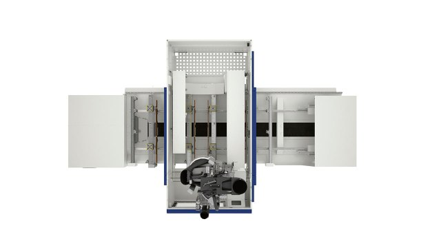 Система ограждения PRO-SPACE Morbidelli M 100/200, производство SCM (Италия)
