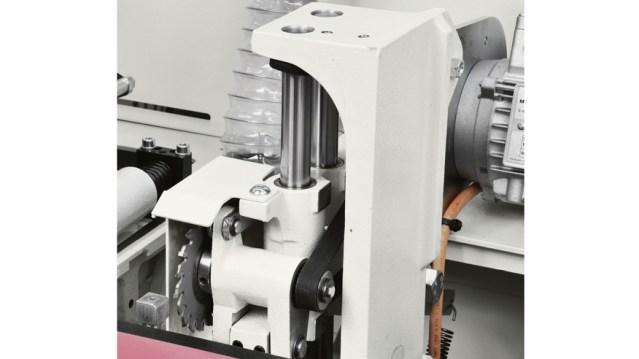 Головная группа кромкооблицовочного станка Minimax ME 28T RC, производство SCM Италия
