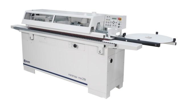 Кромкооблицовочный станок Minimax ME 28T RC, производство SCM Италия