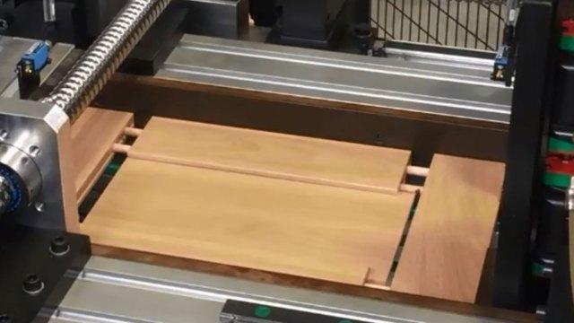 Работа SFA 90 Вайма с автоматической загрузкой, производитель Fiorenza Италия
