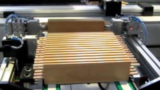 SFA 90 Вайма с автоматической загрузкой, производитель Fiorenza Италия