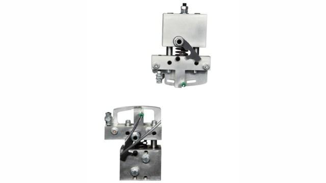 Скребок для клея кромкооблицовочного станка Olimpic K 100, производство SCM Италия