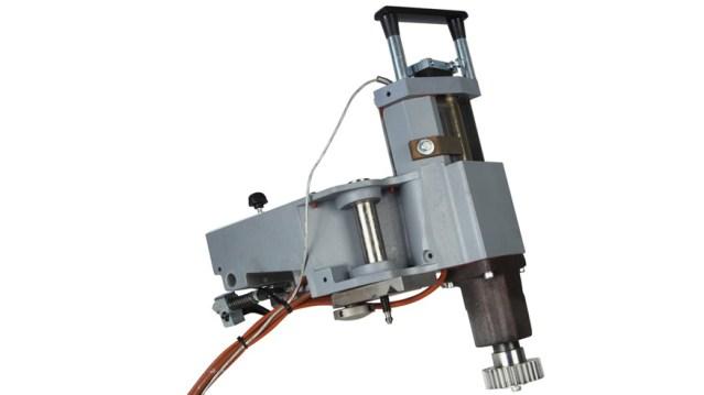 Съемный бак кромкооблицовочного станка Olimpic K 230 EVO, производство SCM Италия