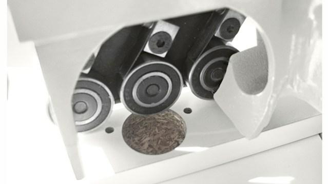 Нестинг на кромкооблицовочном станке Stefani KD, производство SCM Италия