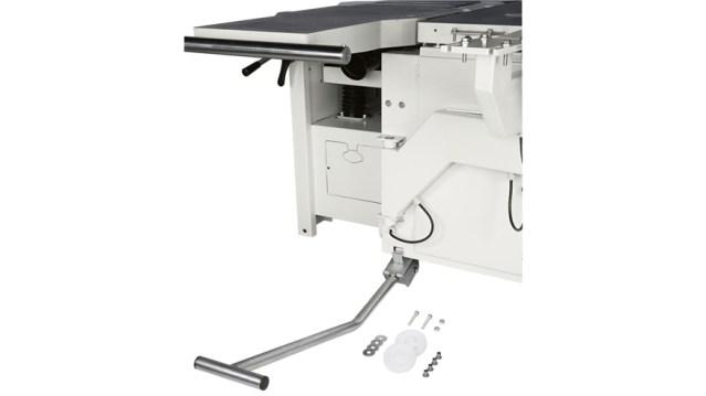 Колеса перемещения многооперационного станка Minimax C 30G, производство SCM Италия
