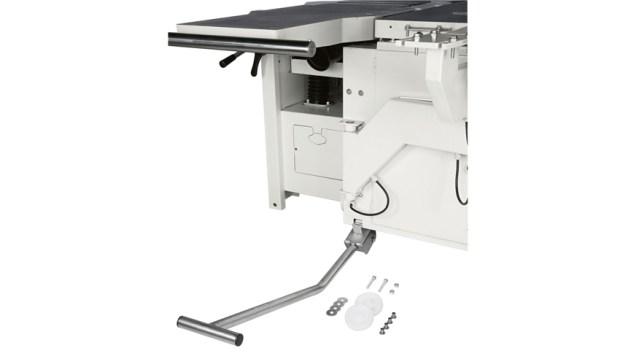 Мобильность универсального многооперационного станка Minimax C 26G, производство SCM Италия