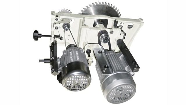 Пильная группа станка Minimax CU 410E, производство SCM Италия