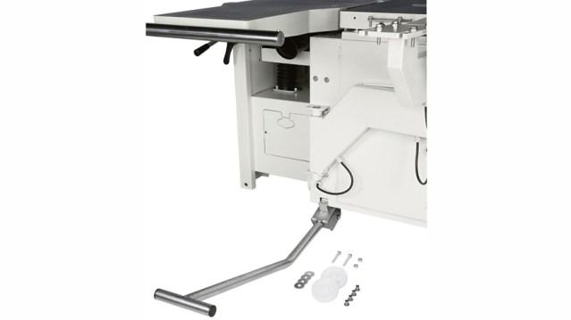 Универсальный многооперационный станок Minimax CU 410E, производство SCM Италия, привод