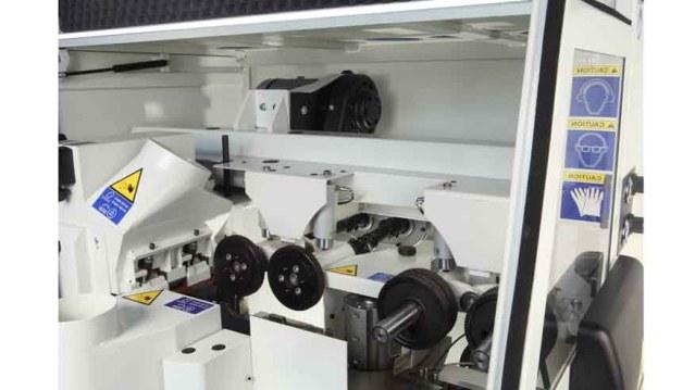 Четырехсторонний продольно-фрезерный станок – Компоновка 5 Profiset 60, производство SCM Италия