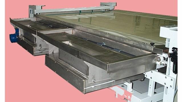 Автомат окраски распылением Dualtech 416 SB DRY/WET, производство Giardina Group Италия