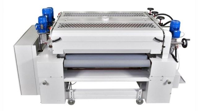 Шпаклюющий вальцовый станок G02-08, производство Giardina Group Италия