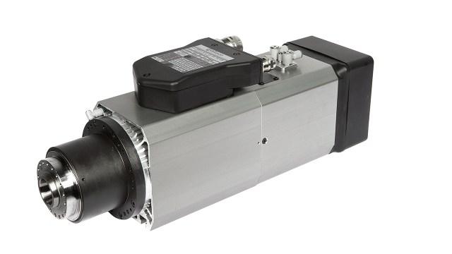 Электрошпиндель 7.5 кВт сверлильного центра с ЧПУ Morbidelli CX 220, производство SCM (Италия)