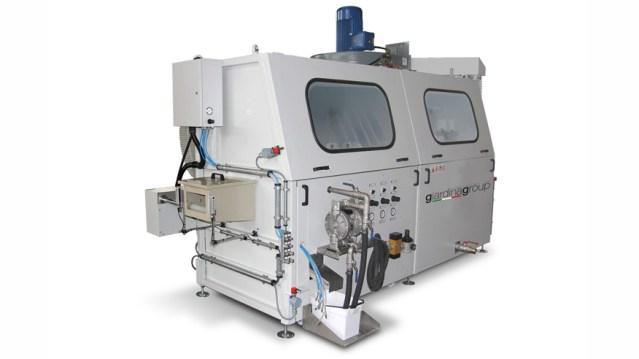 Установка облива Flow Line, производство Giardina Group Италия