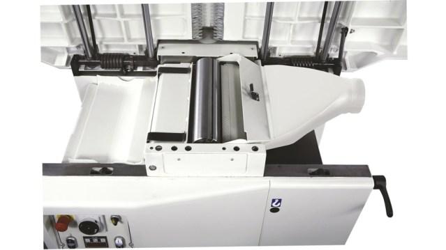 Рейсмусовый станок Minimax S 41ES, производство SCM Италия, строгальная группа