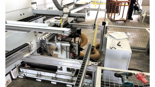 Кромкооблицовочный станок Homag Profi Kal 310/8/A6/L – MDM004, производство Германия