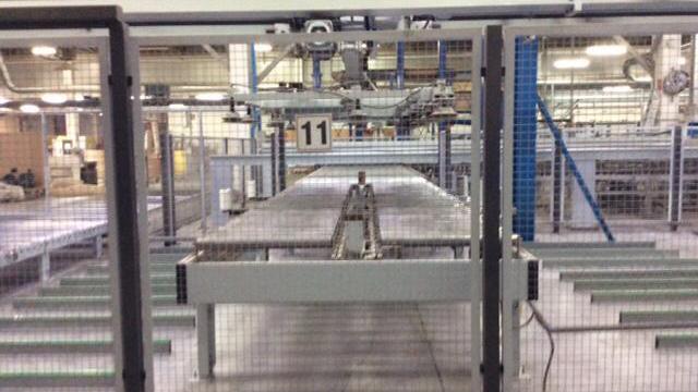 Раскроечный центр HOLZMA HPP 510/56/22/X с автоматической загрузкой BARGSTEDT PROFI TBP 220/40/56/22
