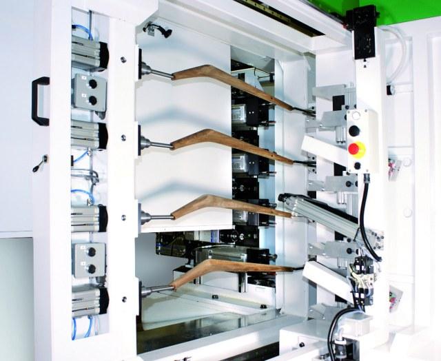 Обрабатывающий центр с ЧПУ Venus, производитель Greda Италия