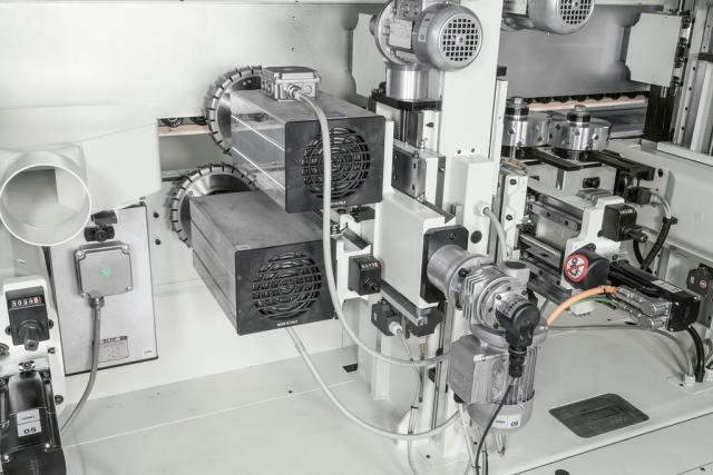 Двойная группа дробилки станка Celaschi P 40