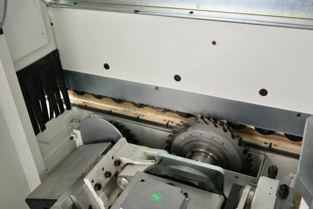Подрезная группа станка Celaschi P 40, производство SCM Италия