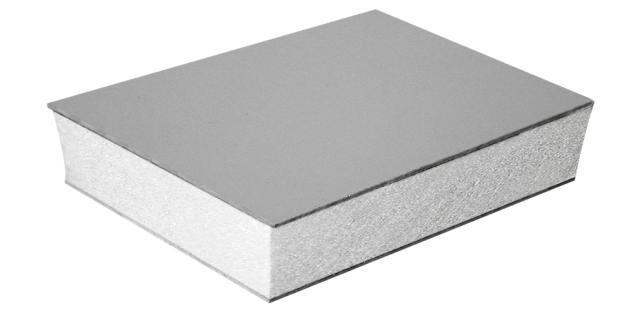 Вспененная панель алюминий-полистирол для станка Celaschi P 30