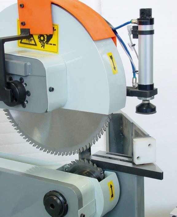 Пильный узел станка Techna 3001 Plus, производство Balestrieri Италия