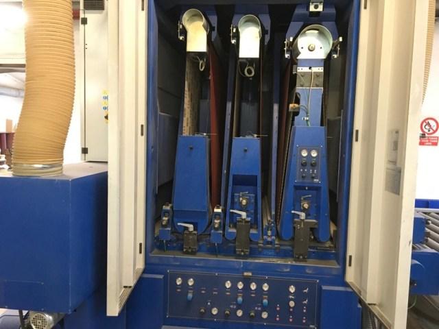 Шлифовальный станок для грунта S7 XCTT 1350, производство Costa Levigatrici(Италия)