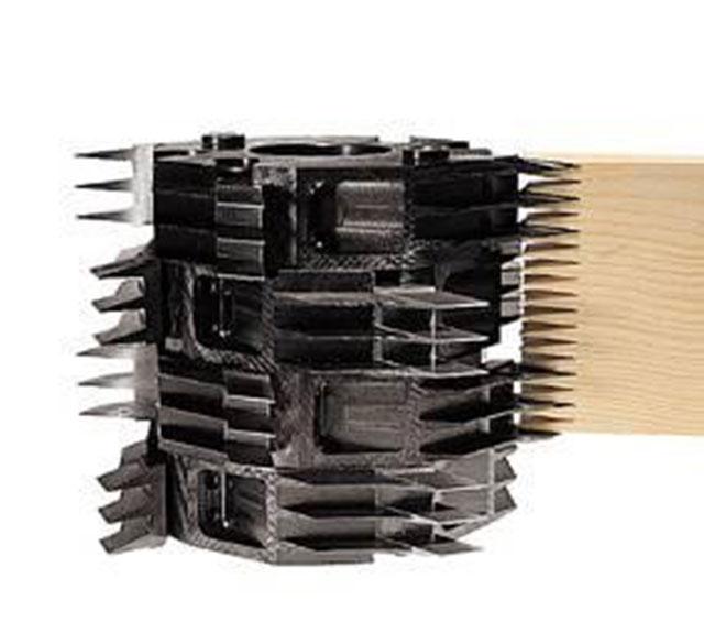 1 группа модульных фрез для вертикального сращивания Н 200, диаметр 250 мм, отверстие 50 мм линии сращивания древесины на мини-шип SKYLINE, производство Bottene (Италия)